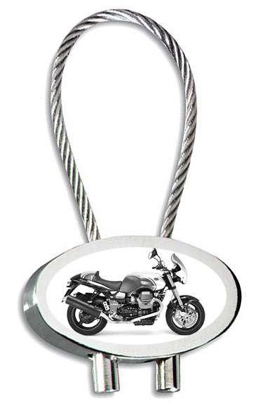 Moto Guzzi V11 Scura R Schlüsselanhänger