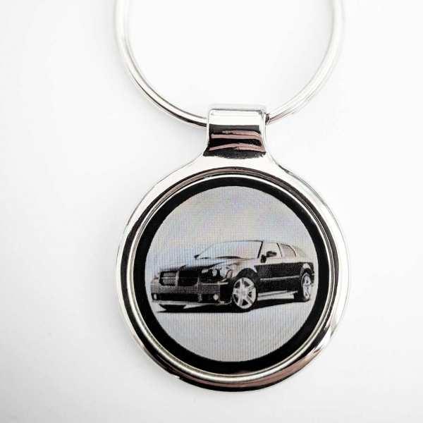 Dodge Magnum Gravur Schlüsselanhänger personalisiert - original Fotogravur