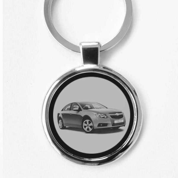 Chevrolet Cruze Schlüsselanhänger personalisiert mit Gravur