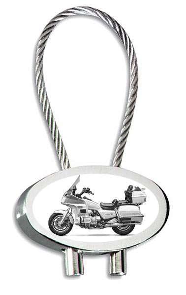 Honda GL1200 DX Motorrad Schlüsselanhänger inkl. Gravur