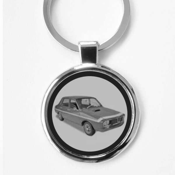 Renault 12 Schlüsselanhänger
