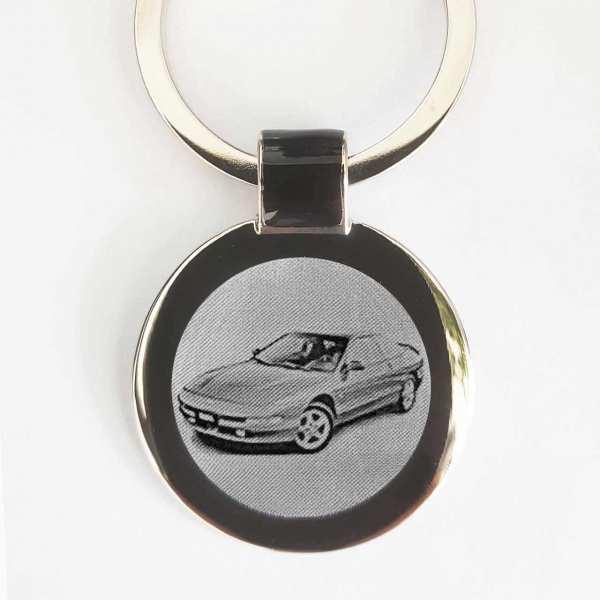 Ford Probe Gravur Schlüsselanhänger personalisiert