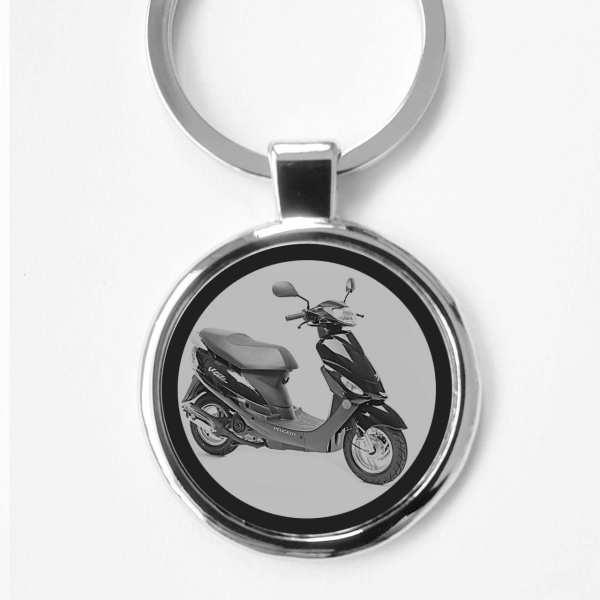 Peugeot V-Clic Schlüsselanhänger personalisiert