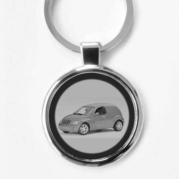 Chrysler Panel Cruiser Gravur Schlüsselanhänger personalisiert