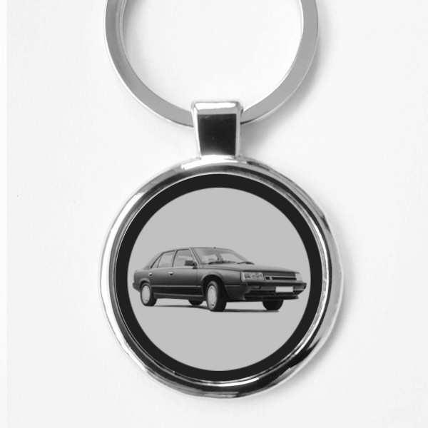 Renault 25 Gravur Schlüsselanhänger personalisiert