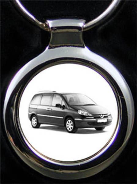 Peugeot 807 Schlüsselanhänger