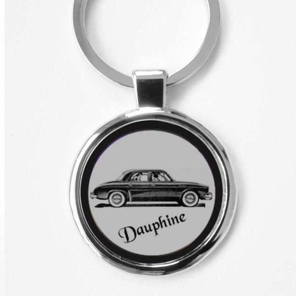 Renault Dauphine Schlüsselanhänger