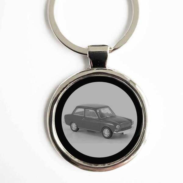 DAF 55 Gravur Schlüsselanhänger personalisiert
