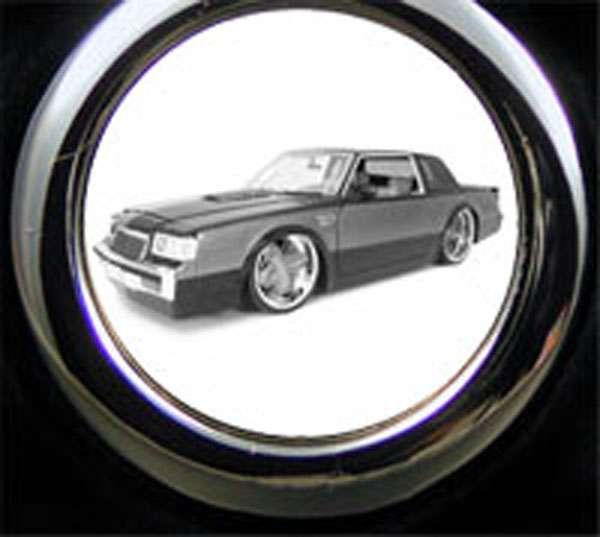 Buick Grand Auto Schlüsselanhänger