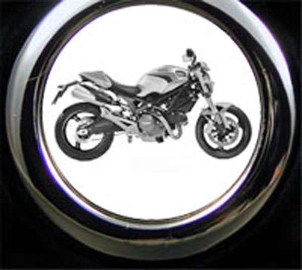 Ducati 500 SL Pantah Motorrad