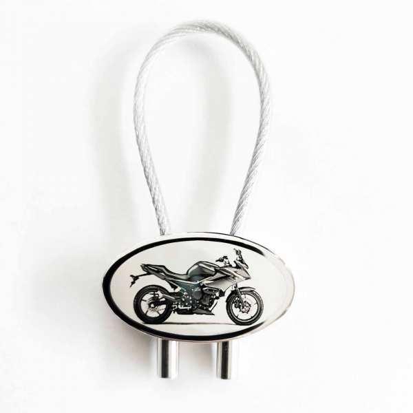 Yamaha XJ6 Gravur Schlüsselanhänger personalisiert