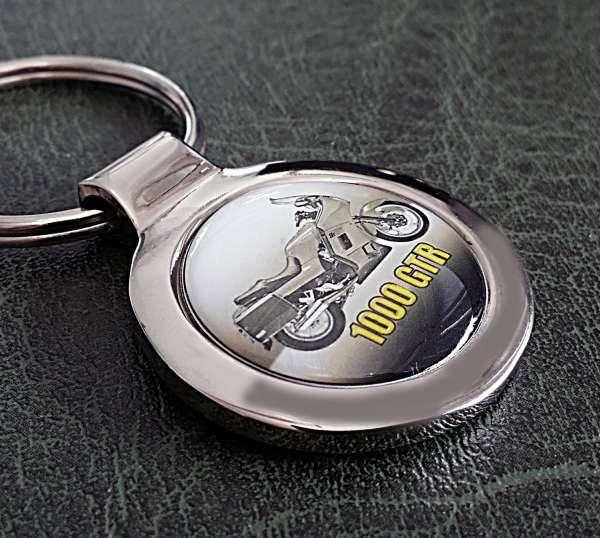 1000GTR Motorrad Schlüsselanhänger