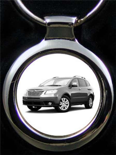 Subaru Tribeca Schlüsselanhänger personalisiert
