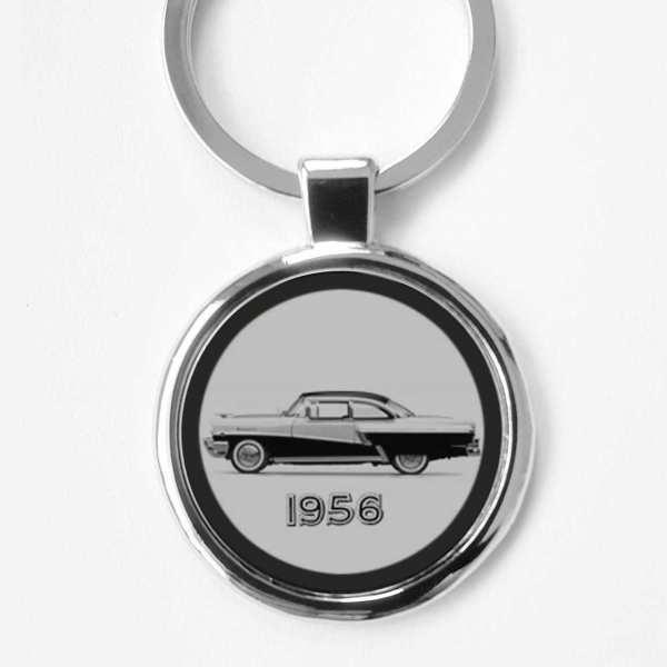Mercury Montclair 1956 Gravur Schlüsselanhänger personalisiert