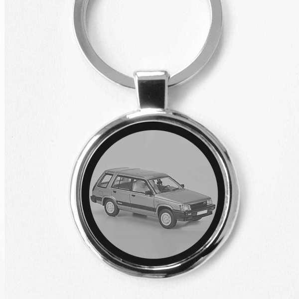 Toyota Tercel 4WD Gravur Schlüsselanhänger