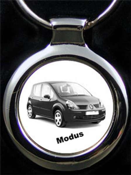 Renault Modus Auto Gravur