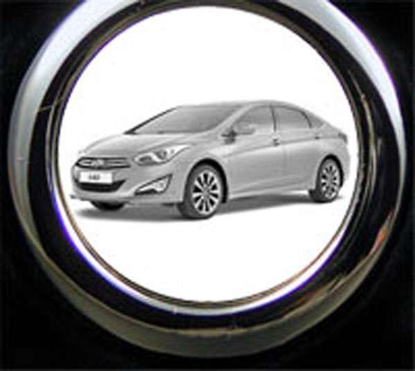 Hyundai i40 Schlüsselanhänger