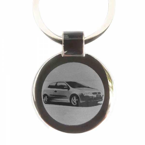 Fiat Stilo Gravur Schlüsselanhänger personalisiert