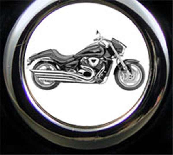 Suzuki M109R Motorrad
