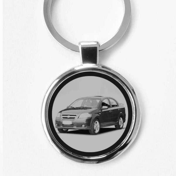 Chevrolet Aveo Auto Schlüsselanhänger