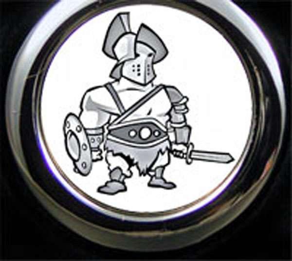 Gladiator Schlüsselanhänger mit Gravur
