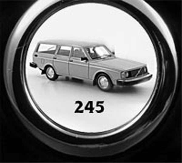 Volvo 245 Schlüsselanhänger