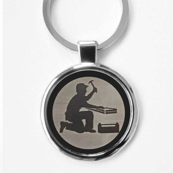 Schreiner Schlüsselanhänger personalisiert mit Gravur