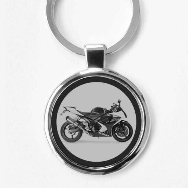 Suzuki GSX R1000 K7 Motorrad Schlüsselanhänger