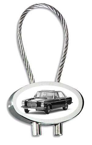 Mercedes 220D Auto Schlüsselanhänger mit Gravur