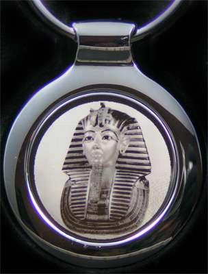Tutanchamun Schlüsselanhänger