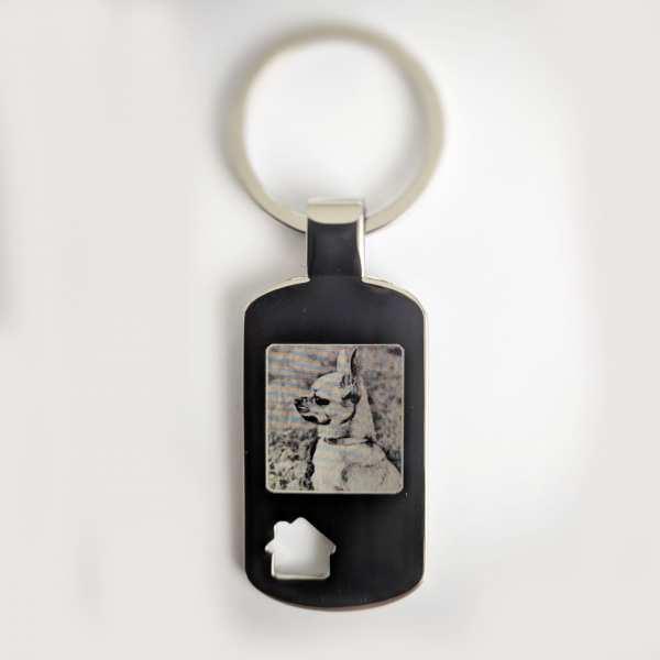 Schlüsselanhänger personalisiert Hund