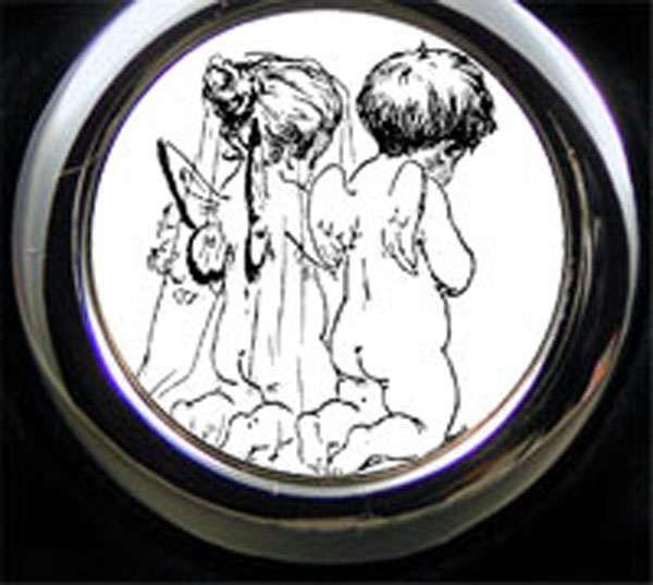 Betende Engel Schlüsselanhänger