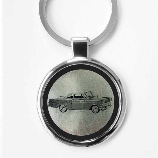 Opel P2 Coupe Gravur Schlüsselanhänger personalisiert