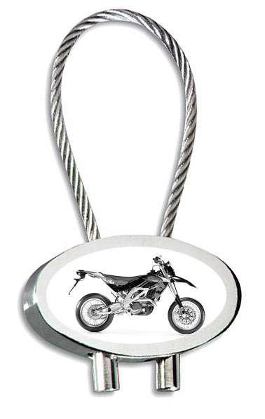 Aprilia SXV450 Motorrad