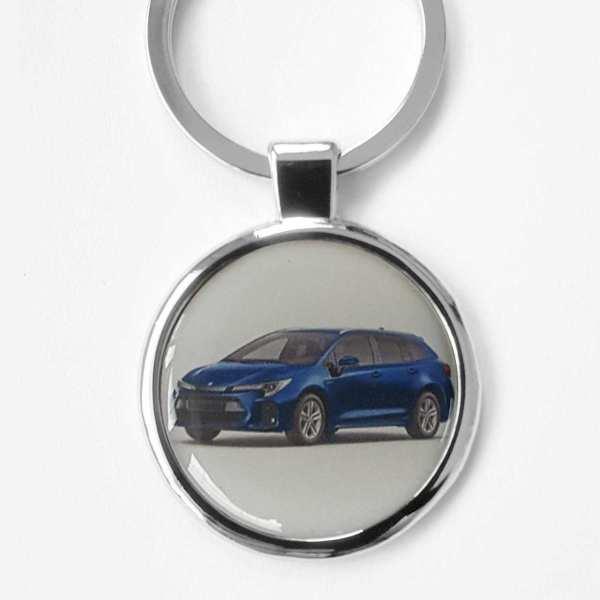 Suzuki Swace Schlüsselanhänger personalisiert mit Gravur