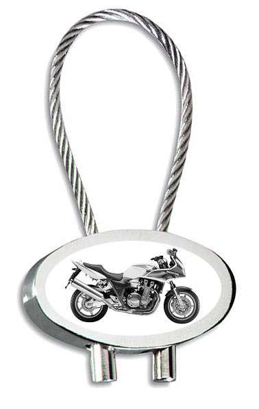 Honda CB1300S Motorrad Schlüsselanhänger personalisiert