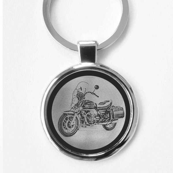 Moto Guzzi California II Gravur Schlüsselanhänger personalisiert