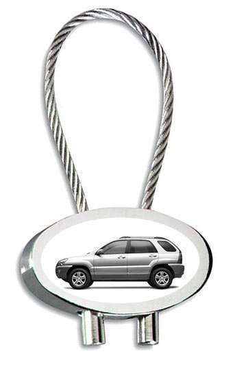 Kia Sportage Schlüsselanhänger personalisiert