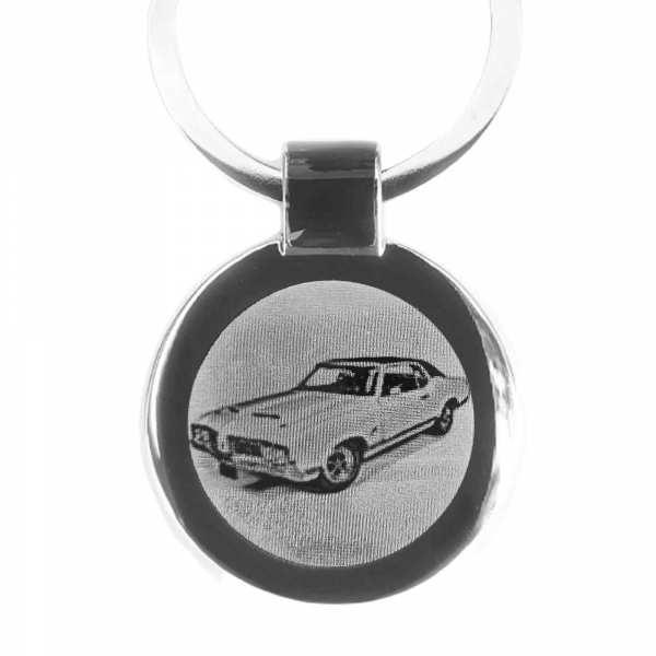 Oldsmobile Cutlass SX Schlüsselanhänger