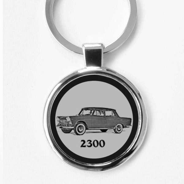 Fiat 2300 Schlüsselanhänger