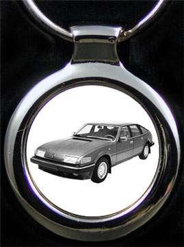 Rover SD1 Schlüsselanhänger