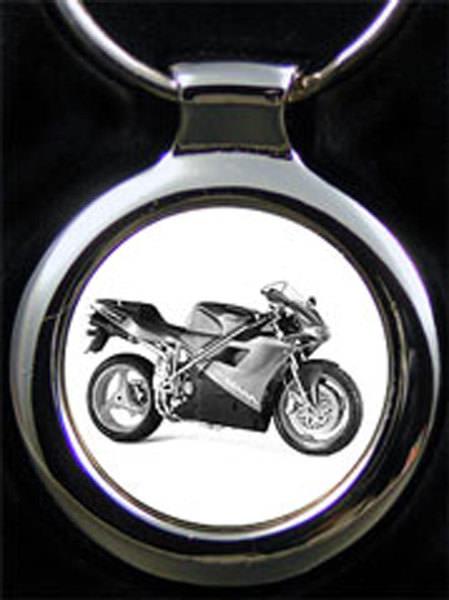Ducati 916 Senna Gravur Motorrad
