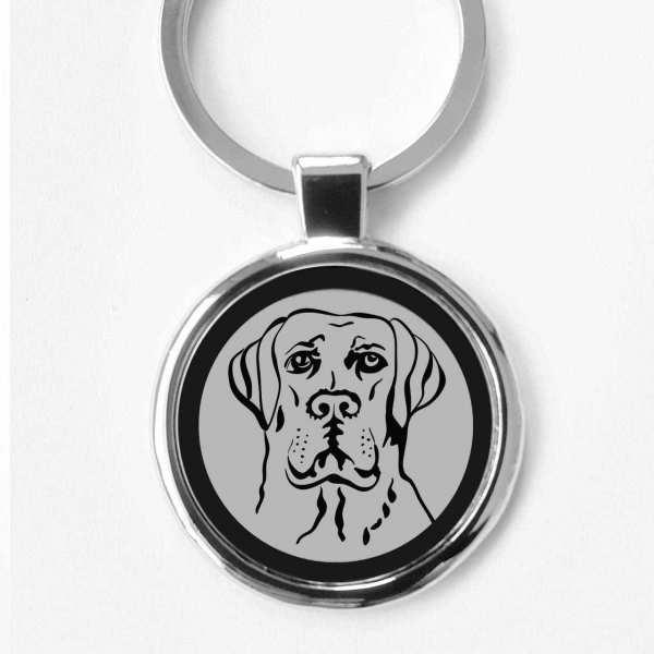 Labrador Gravur Schlüsselanhänger