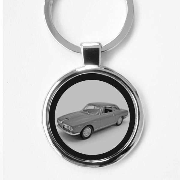 Alfa Romeo 2600 Schlüsselanhänger personalisiert