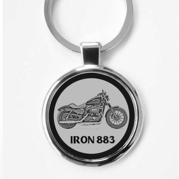 Iron 883 Schlüsselanhänger