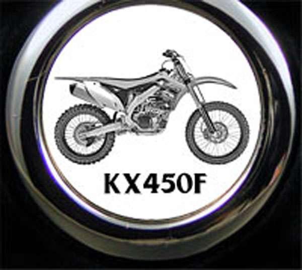 Kawasaki KX450F Schlüsselanhänger