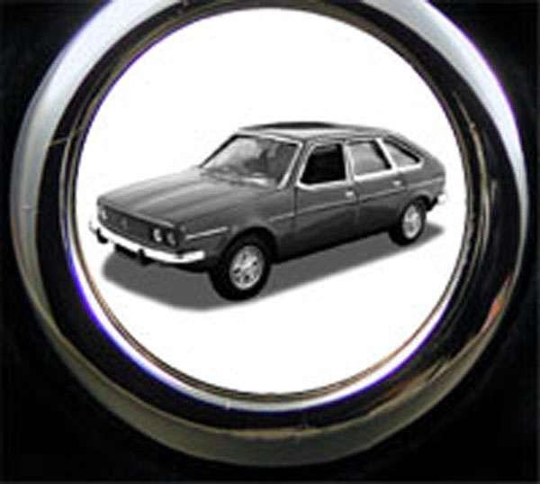 Renault 30 Schlüsselanhänger