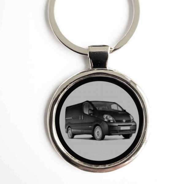Nissan Primastar Gravur Schlüsselanhänger - original Fotogravur