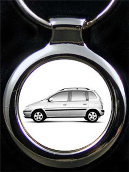 Hyundai Matrix Schlüsselanhänger personalisiert