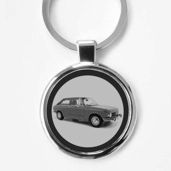 BMW 2000 Gravur Schlüsselanhänger personalisiert